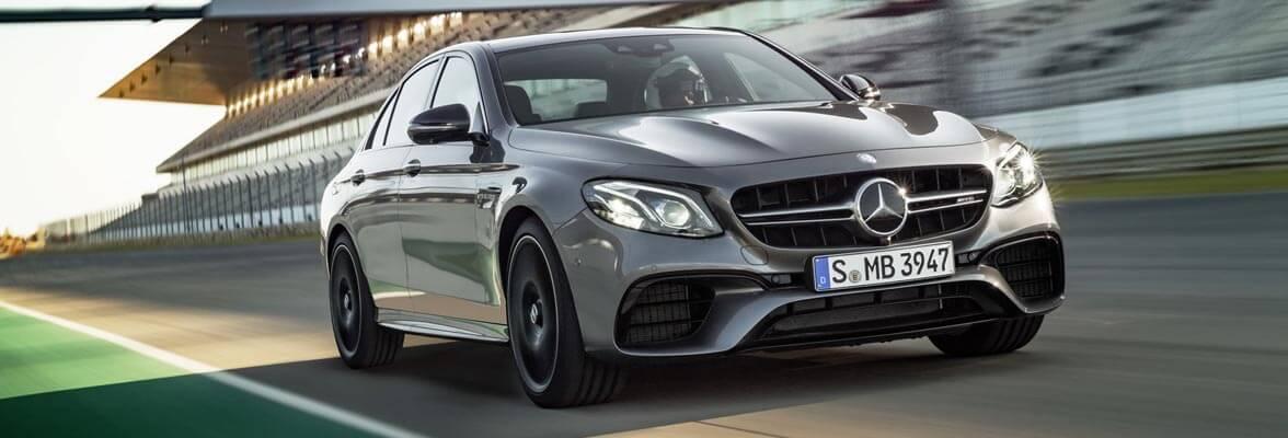 New Mercedes-AMG E 63